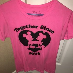 Mickey and Minnie together since 1928